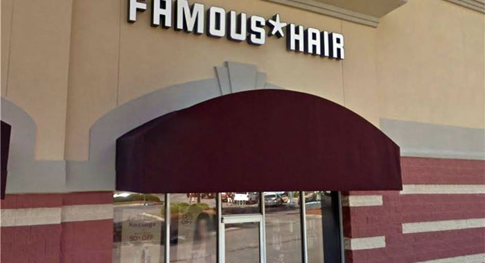 Famous Hair salon