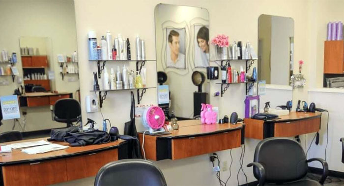 HairMasters salon