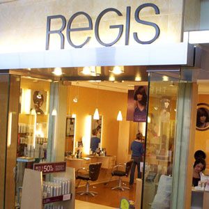 Regis Salon price list