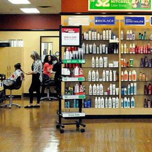 Walmart hair salon price list
