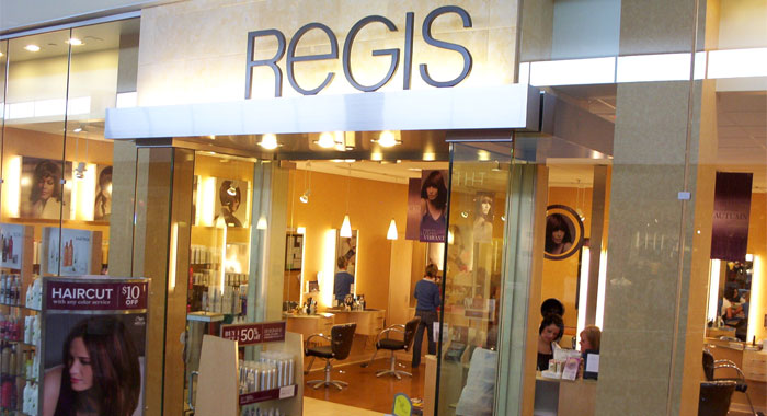 Regis salon experience