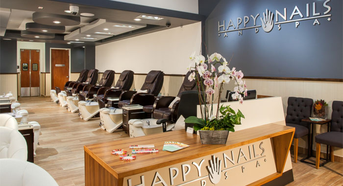 Happy Nails nail salon