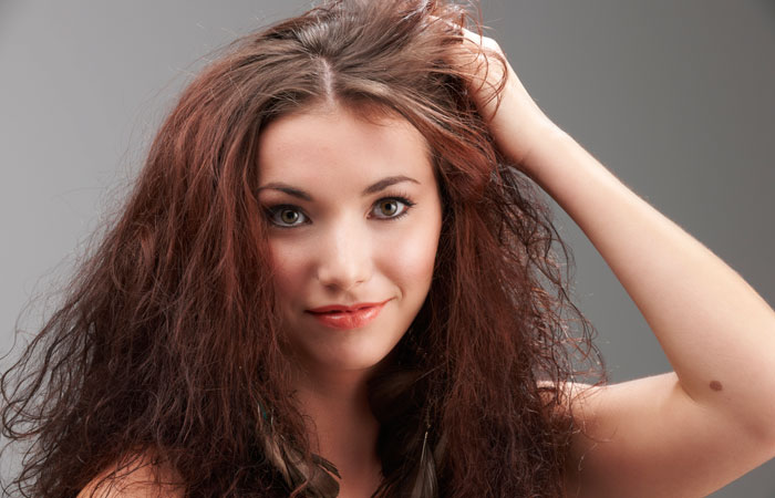 how to repair heat damaged hair