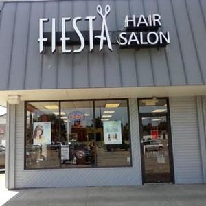 Fiesta Salons price list