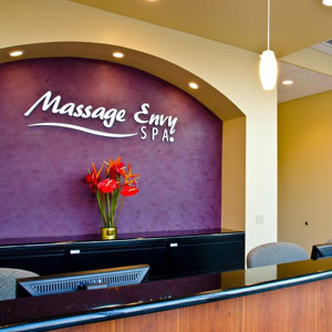 Massage Envy salon