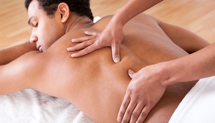 ask questions during massage