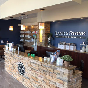 Hand and Stone Massage salon