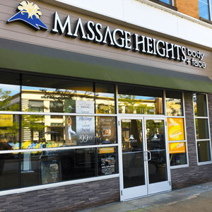 Massage Heights review
