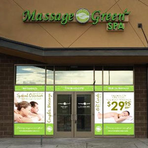 Massage Green Spa review