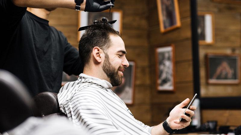 barbershop etiquette