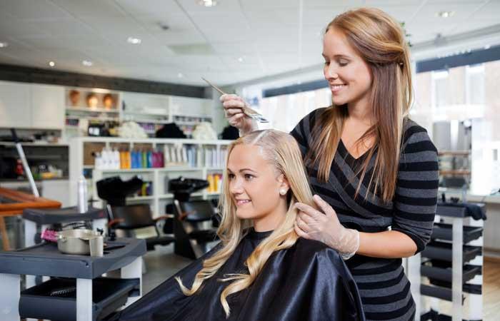 hair coloring myths