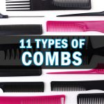 types of combs featured