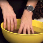 washing synthetic wig